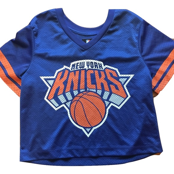 Nba Shirts Tops New York Knicks Jersey Youth Small Poshmark